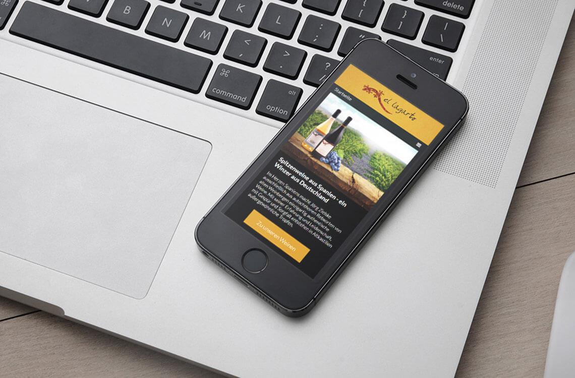 Winzer Website