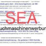 Suchmaschinenwerbung (SEA) – Vorteile für ein Unternehmen